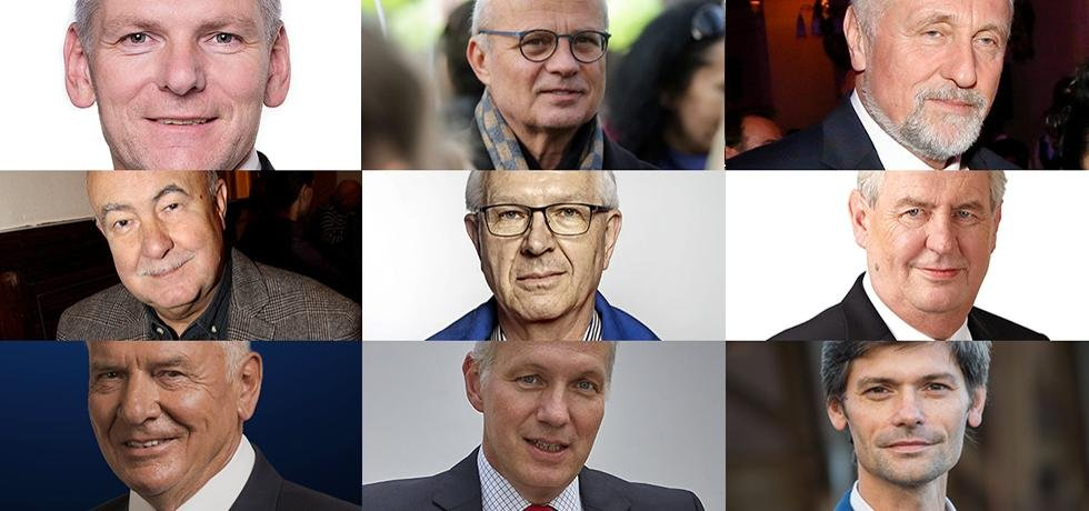 Kandidáti na prezidenta 2018