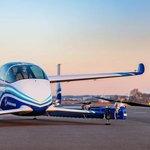 Testování autonomního letadla Passenger Air Vehicle firmy Boeing. Na vývoji pracuje dceřiná firma Aurora Flight Sciences.