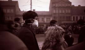 Jedovatá teplická předehra. Zdevastované ovzduší vyhnalo lidi do ulic už před 17. listopadem