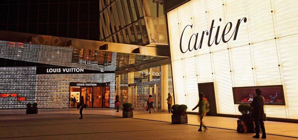 Obchod společnosti Cartier