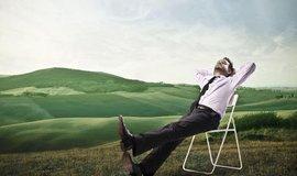 Pracovní volno, ilustrační foto