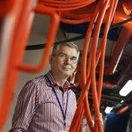 Unikátní kabeláž. Ředitel centra výzkumu Řež Martin Ruščák upozorňuje na kabely, které vydrží až 60 let v provozu.
