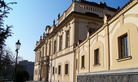 Radnice Prahy 8 zrušila výběrové řízení na přestavbu zadního traktu Libeňského zámku