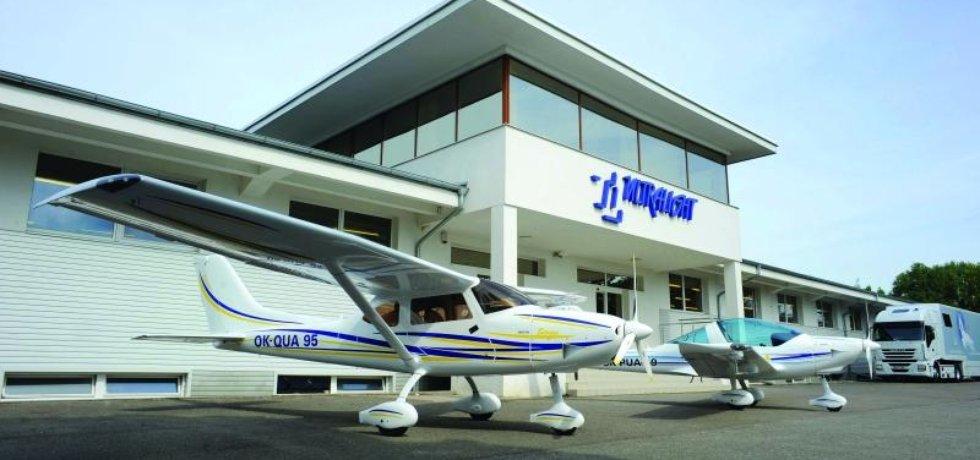 Díky 30 milionové dotaci mohla firma TL Ultralight uvést na trh nový typ letadla