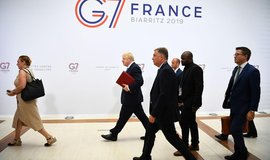 Summit G7 se v roce 2019 konal ve Francii
