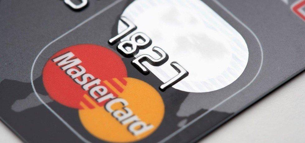 MasterCard, ilustrační foto