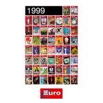 Titulní stránky magazínu Euro z roku 1999