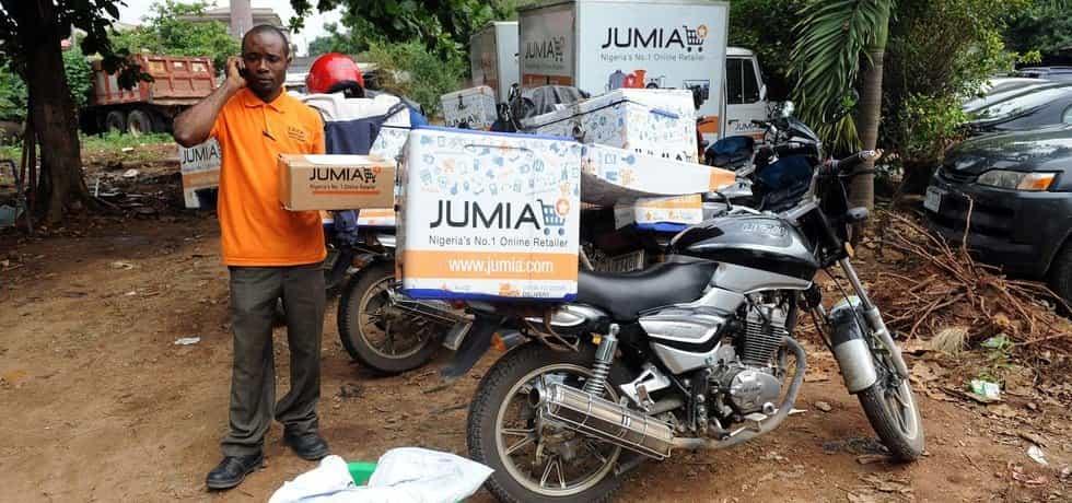 Africký internetový obchod Jumia