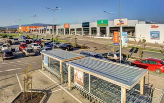 Retail Park Trutnov