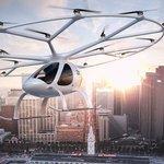 Autonomní plně elektrická volokoptéra německé firmy Volocopter má ovládnout oblohu ve světových metropolích.