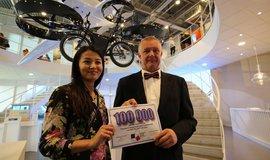 Expozici České republiky na mezinárodní světové výstavě EXPO 2017 v kazašské Astaně už navštívilo 100 tisíc lidí.
