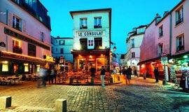 Joie de vivre aneb Průvodce Paříží pro milovníky dobrého jídla a pití