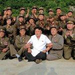 Kimův účes je v KLDR velmi oblíbený a je jednou z 28 schválených úprav vlasů