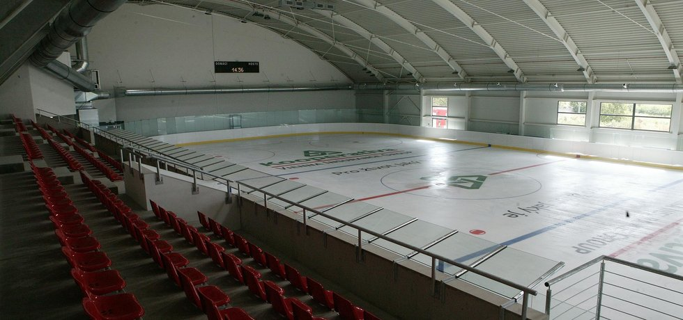Hala pro zimní sporty
