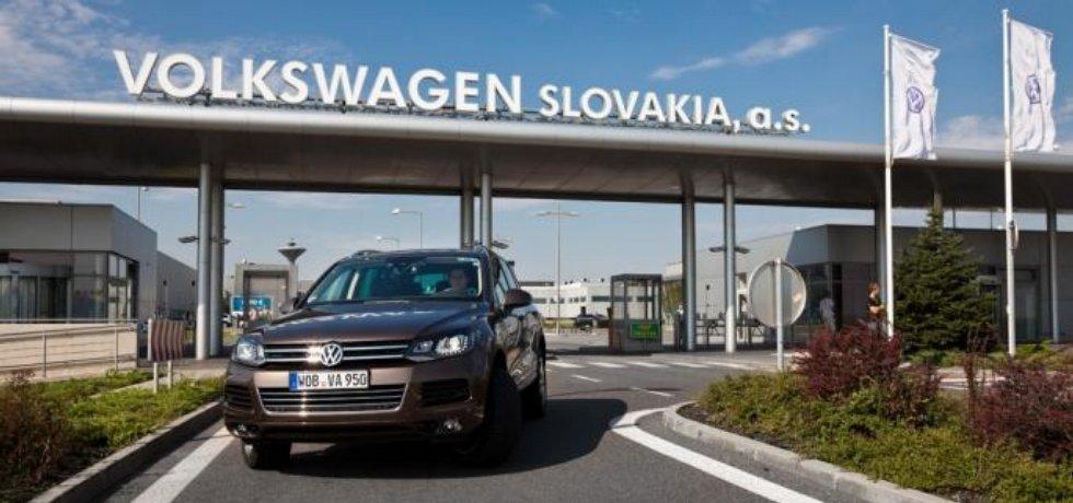 Volkswagen Slovensko