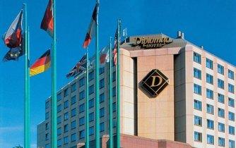 Pražský hotel Diplomat