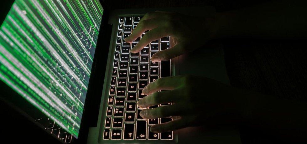 Kybernetická policie do 15:00 zablokovala rozesílání a aktivaci viru ze serverů informačního systému M.E.Doc. Ilustrační foto
