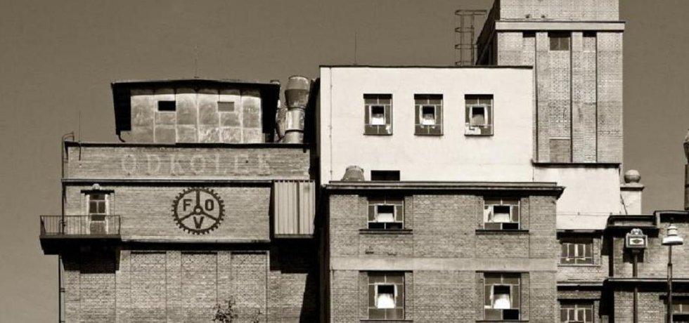 Budova bývalých pekáren Odkolek