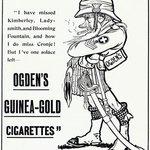 Vojákovi Búrské války chybí lecos. Kromě cigaret