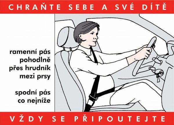 Dopravní úrazy těhotných žen