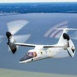 Prototyp letounu AW609 od firmy Leonardo Helicopters