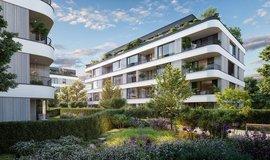 Od listopadu je v nabídce 64 bytů z první etapy výstavby, která byla zahájena letos na jaře.