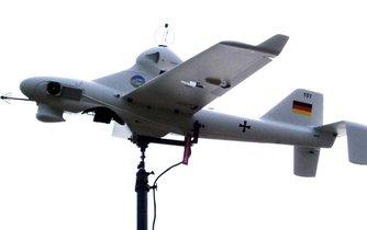 Dron německé armády Luna X 2000. Ilustrační foto.