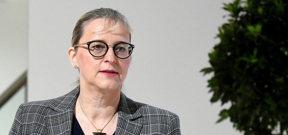 Manažerka koncernu Volkswagen Hiltrud Wernerová, ilustrační foto