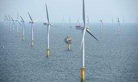 Offshore větrná farma (Autor: Statkraft, CC BY-NC-ND 2.0, Flickr)