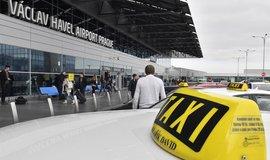 Praha je páté nejlevnější město pro cestu taxíkem na letiště, nejdražší je Amsterdam