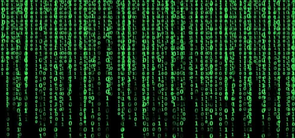 Matrix - ilustrační foto