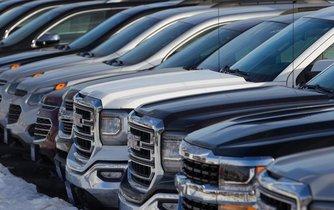 Vozy automobilky GM