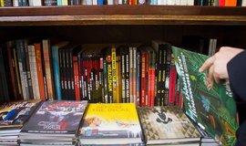 Knihkupectví - ilustrační foto