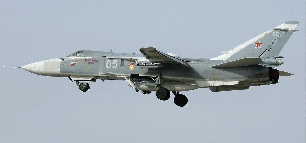 Suchoj SU-24, ilustrační snímek