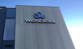 Sídlo firmy Wendell Electronics v Lanškrouně