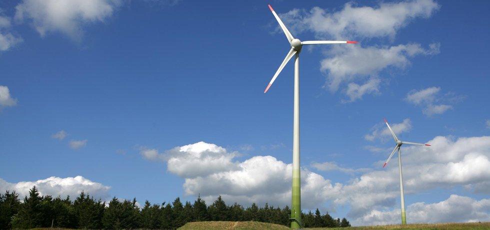 Větrná elektrárna
