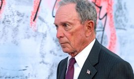 Mediální magnát Michael Bloomberg