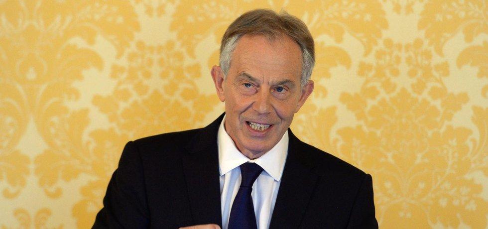 Tony Blair (Zdroj: ČTK)