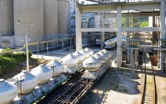 Cementárna v Radotíně