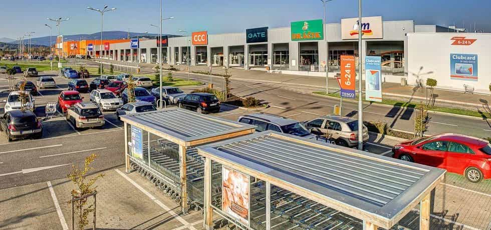 Retail Park Trutnov