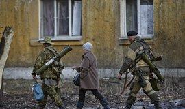 Donbas, archivní foto