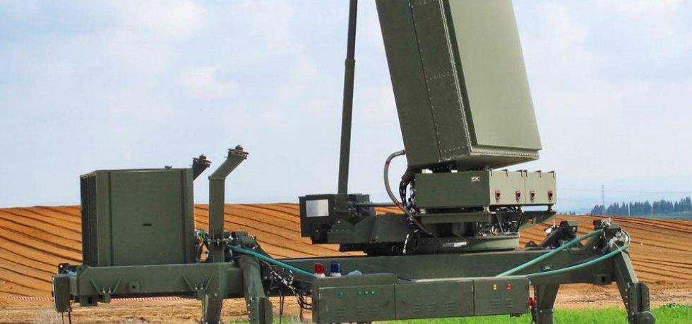 Radar EL/M 2084 AD izraelské firmy Elta (ilustrační foto)