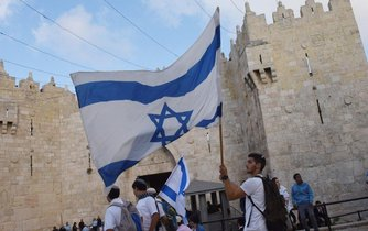 Izrael se zákonem definoval jako stát židovského národa, ilustrační foto