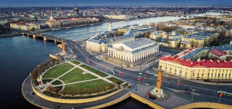 Petrohrad a celý rozlehlý okolní region je pro naše exportéry mimořádně perspektivní oblastí