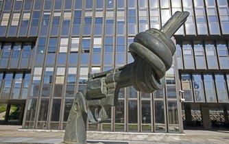 Sochu u Evropského soudu v Lucembursku, ilustrační foto