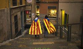 Katalánské barvy