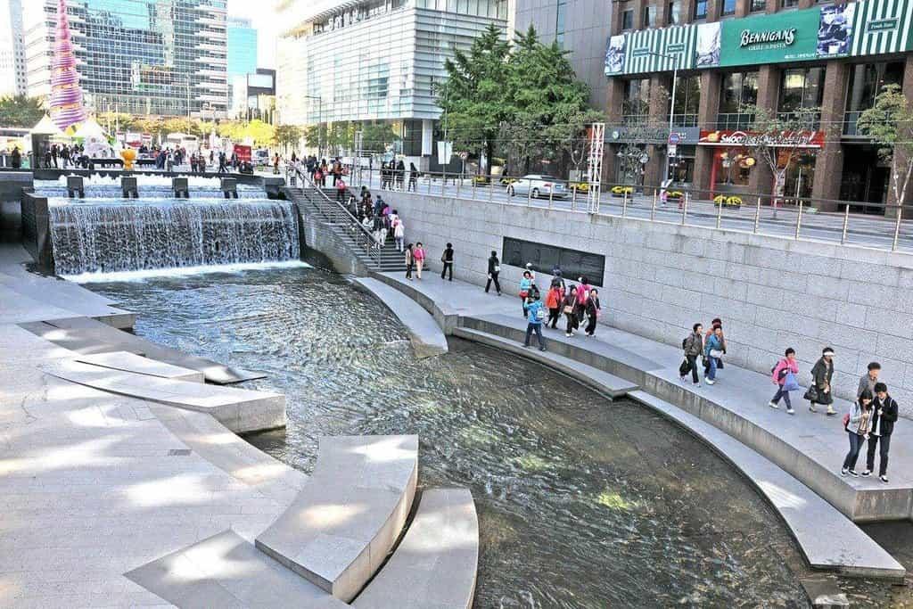 8. Soul, Jižní Korea