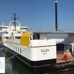 Plně elektický trajekt Ellen
