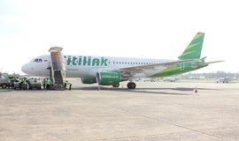 Airbus indonéské aerolinky Citilink