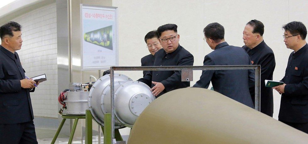 KLDR v neděli při jaderném testu odpálila nálož o síle 50 kilotun TNT